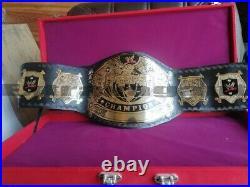 WWE Undisputed Wrestling Entertainment Championship Belt. Adult Size Replica
