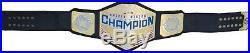 WWE United States Championship Replica Title (2020) Leather Zinc Brass 2mm 4mm