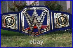 WWE Universal Championship Blue Belt Title Adult Size