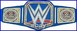 WWE Universal Championship Blue Replica Title Belt Leather