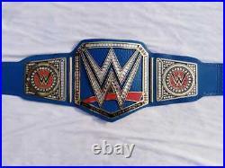WWE Universal World Heavyweight Championship wrestling Belt 2mm plates