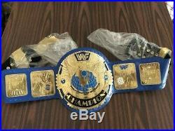 WWE WWF Attitude Era BIG EAGLE World Heavyweight Championship Belt ADULT