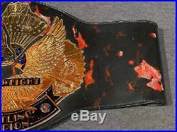 WWE WWF Hardcore Championship 2001 Figures Toy Company Replica Adult Belt