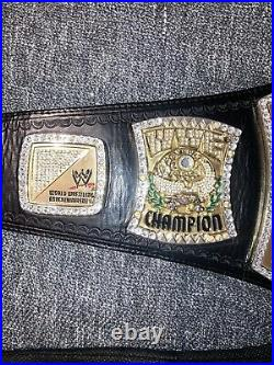 WWE/WW Official Replica Spinner Championship Belt Raw John Cena