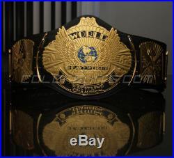 WWE Winged Eagle World Heavyweight Championship Replica Belt Title NOT BOOTLEG
