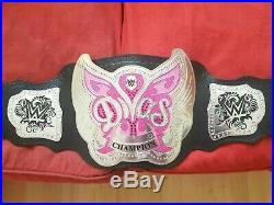 WWE Women Divas Wrestling Championship Belt Adult Size