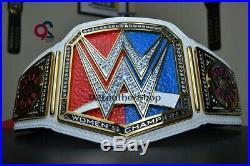 WWE Womens Raw vs Smackdown Heavyweight Championship Belt (Replica)