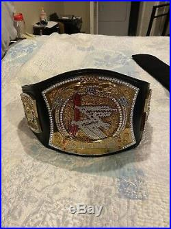 WWE World Championship Spinner Replica Title Belt