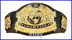 WWE World Entertainment Championship Wrestling Replica Title Belt 100 % Geniune