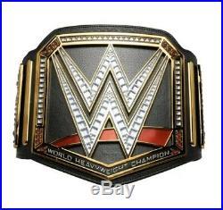WWE World Heavyweight Championship Collectible Title Belt Adult Size Champion