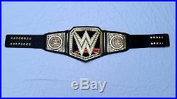 WWE World Heavyweight Championship Replica Title Belt Adult Size with Free Bag