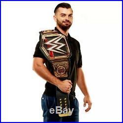 WWE World Heavyweight Championship Title Belt Full Size Adult Prop Replica New