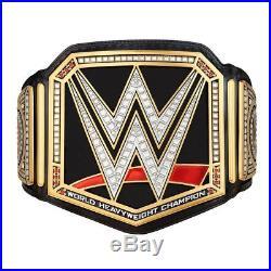 WWE World Heavyweight United States Championship Replica Title Belt NEW