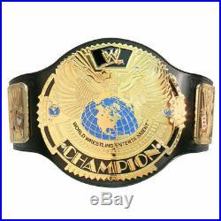 WWE World Wrestling Entertainment Championship Adult Replica Belt Attitude ERA