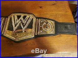 WWE championship replica belt! Rare