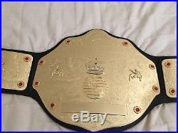 WWE world heavyweight championship replica belt New Without Case