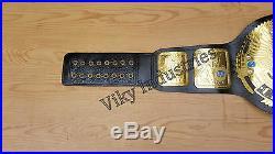 WWF 2mm Big Eagle Attitude Era World Heavyweight Championship Replica Belt