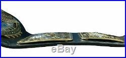 WWF 2mm Big Eagle Attitude Era World Heavyweight Championship Replica Belt Adult
