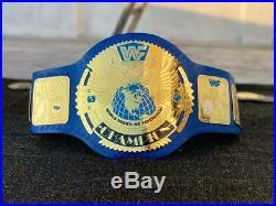 WWF Attitude Era BIG EAGLE World Heavyweight Championship Belt