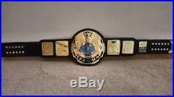 WWF Attitude Era BIG EAGLE World Heavyweight Championship Belt. Adult size