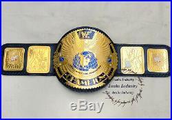 WWF BIG EAGLE World Heavyweight Championship Wrestling Belt