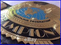 WWF Big Eagle Wrestling Championship Title Belt Adult Size
