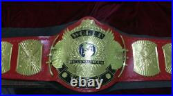 WWF Classic Gold Winged Eagle Championship Belt Adult Size Replica