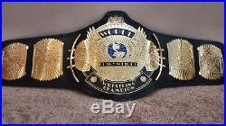 WWF Classic Wing Eagle Championship Belt Adult Size