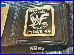 WWF Era Attitude 2002 Intercontinental Championship Belt Adult Size (Replica)