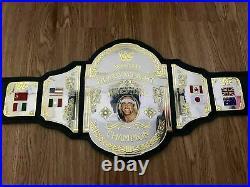 WWF Hogan 86 world heavyweight Championship Belt. Dual plated