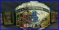 WWF Intercontinental Heavyweight Wrestling Championship Belt Adult Size REPLICA