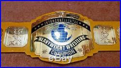 WWF Intercontinental Heavyweight Wrestling Championship Replica Belt Adult size