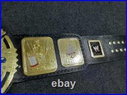 WWF Replica Big Eagle Wrestling Championship Title Belt Adult Size