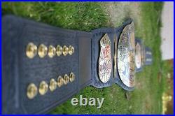 WWF Smoking Skull World Heavyweight Wrestling Championship Belt