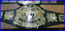 WWF Undisputed Wrestling Championship Belt. Adult Size 2mm plate