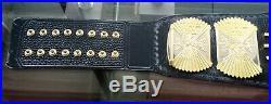 WWF Win Eagle World Heavyweight Championship Adult Size Replica Belt WWE NWA