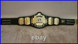 WWF Winged Eagle Championship Belt Replica Daul Plated Adult Size Dhl Shipping