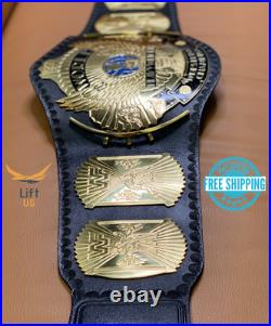WWF Winged Eagle Championship REPLICA Tittle Belt ADULT SIZE Brass 2MM NEW