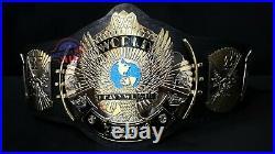 WWF Winged Eagle World Heavyweight Wrestling Championship Title Belt Adult Size