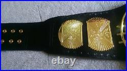 WWF World Championship Belt Winged Eagle