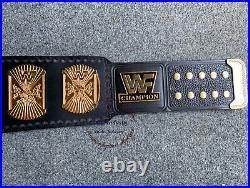 WWF World Winged Eagle Heavyweight Wrestling Championship Belt 4mm Zinc Plates