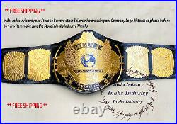 WWF World Winged Eagle Heavyweight Wrestling Championship Belt Adult Size