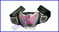 Women Divas Wrestling Championship Belt Adult Size (2mm Brass)