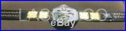 World Heavyweight Wrestling Championship Hogan 84 Title Belt