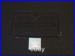 Wwe Authentic World Heavyweight Championship Raw Metal Adult Replica Title Belt