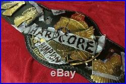 Wwe Hardcore Championship Belt