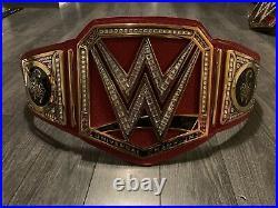 Wwe universal championship belt replica