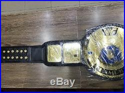 Wwf Replica Wrestling Championship Title Belt Adult Size