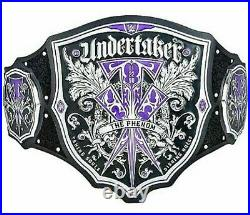 Wwf Undertaker The Phenom Title Wwe Wrestling Adult Replica Championship Belt
