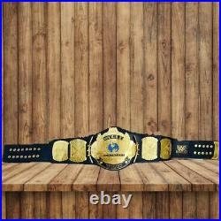 Wwf Winged Eagle Championship Replica Belt 2mm Brass Adult Size